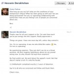 Hossein Derakhshan appeal denied
